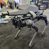 アメリカの狙撃用ロボット犬