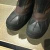 長靴の季節