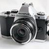オールドレンズ気分を楽しめる格安単焦点レンズ「PERGEAR 25mm F1.8」
