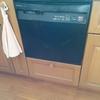 ビルトイン食器洗い乾燥機交換工事