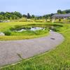 道の駅・愛彩ランドの池(大阪府岸和田)