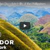 不思議な絶景 フィリピンのチョコレートヒルズを行く