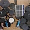SPD-11用ドラムマップ試作
