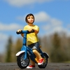 補助輪なし自転車に乗るための効果的な方法をご紹介