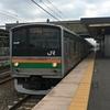 烏山駅から郡山駅へ(R2-11-2)