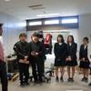 北九州高専から見学に来ていただきました