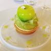 ホテルクリヨン出身パティシエのつくるリンゴのデザート2種[グラニースミスのタタン風&りんごの薄焼きパイ]