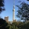 旧安田庭園と隅田公園(向島側) in 霎時施【墨東特別編】