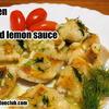 鶏もも肉のディルとレモンソースがけ【レシピ】