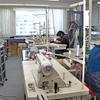 東京都内でアパレルのサンプルと小ロット縫製工場・量産OEMをしております。