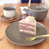 2日連続♡癒しの空間でちょっと珍しいチョコショート(cafe amacha.@東山田)