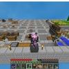 ひさびさにMinecraftをプレイ。Sky Factory4というMODパックを導入。