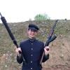 ウクライナで射撃体験 AK47は撃ちやすい銃だった!