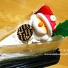 シャトレーゼのアレルギー対応ケーキでクリスマス会
