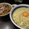 中華そば べんてん『つけ中盛+メンマ&チャーシュー+生玉子+味噌』