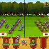 【レビュー】マスコンバットと思いきや自動進行の軍隊ガチンコ2D戦略ゲーム『Rising Warriors』