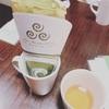 京都 宇治 京野菜クレープ(茶願寿cafe)