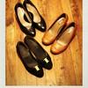 靴が減ったことで、靴や服がもっと減らせそうだと感じた話