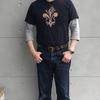 DALEE'S  AD20T-C MILITALY クールなTシャツをご紹介いたします(^^b