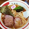 麺壱 吉兆@大井町(中華そば・ピリ辛納豆ご飯)