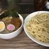 306. つけ麺&日替わりデザート@裏サブロン(日暮里):つけ麺×スイーツという異色の組み合わせ!