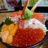 北海道 小樽市 市場食堂 味処たけだ / 一番お得なANA特製丼