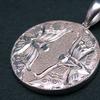 【和彫りアクセサリー】銀の美しさを引き出す技工