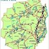 【DAY18】Adirondack Park <自転車アメリカS断期 NY>