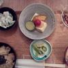 ニールズヤードワークショップ  3  BROWN RICE CAFE編