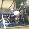 #バイク屋の日常 #スズキ #ST250 #チェーン交換 #レッカー