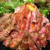 『八条口ビーフタワーライス』でローストビーフとビーフステーキをまとめて食ったった!