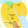 エジプト第2中間期② 第15王朝(ヒクソス政権)と第16王朝ほか