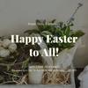 Happy Easter ! スタイリストが伝授、イースターの簡単お家デコ。