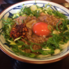 【桃屋×丸亀製麺うどんですよ!】第ニ弾!辛そうで辛くない少し辛いラー油