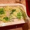 寒くて鍋以外食べる気にならない・・・鍋3日目。