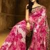 Drape Designer Chiffon Sarees and Get the Prettiest Feminine Look.