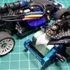 ナローのメインカーとテストカーの仕様変更 ~樹脂とアルミマウントを入れ替える!~