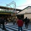 山手線徒歩一周!高田馬場-新大久保編!これが駅?どこの工場ですか?