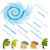 台風10号、岩手の9名死亡事例の教訓は生かされたのか!?台風16号!