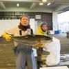 2017年12月2日 小浜漁港 お魚情報
