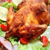 丸鶏のタンドリーチキン
