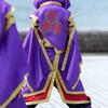 よさこい舞遊団 華舞姫:関門よさこい大会2017(門司港、親水公園)
