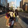 さんふらわあ「ぱーる」へ乗船 2013/10/13