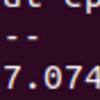 tensorflow-gpuが遅いのは何故でしょうか?
