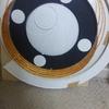 3Dプリントしたガルーダ天球儀を塗装してみた