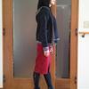 ポリエステルがウールそっくりの素材に進化したプチプラ服