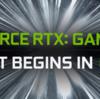 【NVIDIA】グラボ新着情報をお届け【GEFORCE RTX: GAMEON】