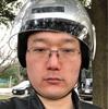 未来が開ける前に額が開けたのでヘルメット被ったままで、すみません❗️?..