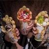 大須食べ歩きスイーツは名古屋大須カフェTOLAND「ワッフィー」に決まり!?