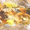 鮭のホイルチャンチャン焼き風
